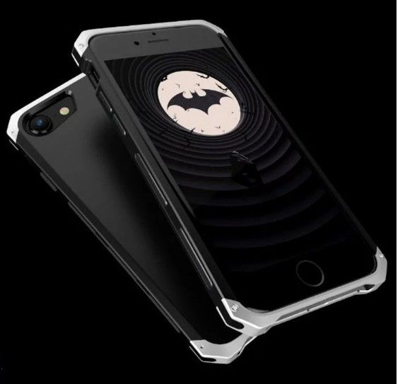 Element Case Solace silver-black  for iPhone 7/8 (replica) - Фото 1