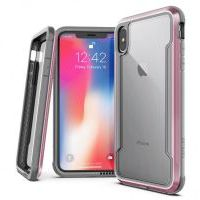 Чехол iPhone XS Max Rose Gold Case Defense Shield