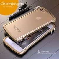 Бампер Alien X1 rotary screw for iPhone 7.7 plus/ 8.8 plus Champagne