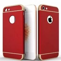 Чехол iPaky Red Full Cover For iPhone 5s.5se