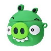 Чехол Angry Birds Case для AirPods Green, Цена: 377 грн, Фото