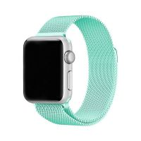 Браслет Apple Watch 38/40/42/44mm Milanese Loop (magnetic) Tiffany