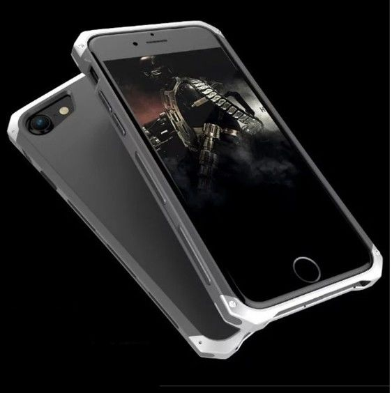 фото Element Case Solace silver-grey  for iPhone 7/8 (replica)