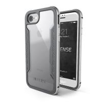 X-Doria Defense Shield Series for iPhone 7. 7 plus - Silver