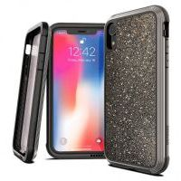 Чехол для iPhone XR Dark Glitter Case Defense Lux