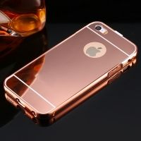 ����� ������ Mirror Rose Gold case for iPhone 5.5s