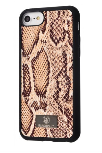 фото Чехол Bling World Leo and Snake (TPU) iPhone 7/8 Snake