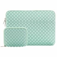 Чехол Mosiso Lycra Soft Sleeve for MacBook Air 13 / Pro 13 - Mint