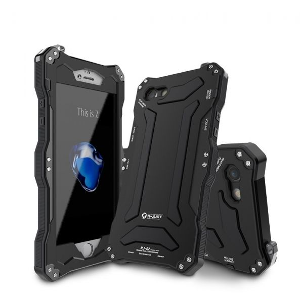 фото Чехол R-Just Gundam Waterproof for iPhone 7/ iPhone 8 Black