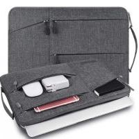 Чехол-сумка WIWU GearMax Traveler Sleeve для MacBook Air/Pro 13/ Pro 15 Grey