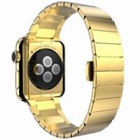 Gold Link Bracelet for Apple Watch / iWatch 38/40/42/44mm