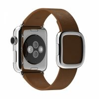 Браслет Brown Modern Buckle for Apple Watch 38/42mm