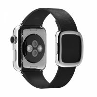 Браслет Black Modern Buckle for Apple Watch 38/40/42/44mm