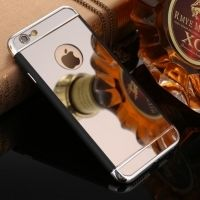 Чехол Matte - Mirror case for iPhone 6.6s/ iPhone 7.7 plus/ 8.8 plus Silver