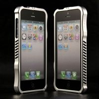 Бампер iMatch III Aluminum Bumper Case For iphone 5.5s - Silver