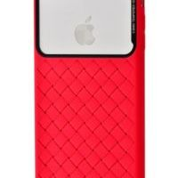 Чехол Weaving Case для iPhone 7/8 Plus Red