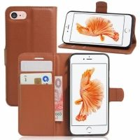 Чехол книжка для iPhone 7.7 plus/8.8 plus Brown, Цена: 452 грн, Фото