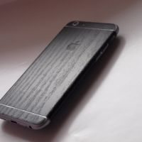 Винил Black Wood для iPhone 6. 6 plus