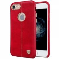 Чехол Nillkin Englon Leather Cover for Apple iPhone 7. 7 plus Red