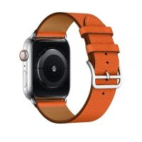 Ремешок для Apple Watch 42/44mm Hermes Single Tour Orange, Цена: 778 грн, Фото