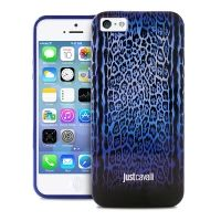����� Puro Just Cavalli Micro ��� iPhone 5.5s Blue
