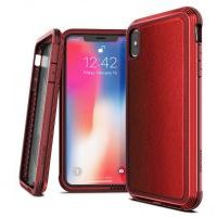 Чехол для iPhone XS Max Red Case Defense Lux