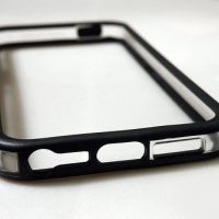 Бампер для iphone 5 black