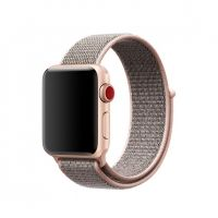 Apple Watch 38/42mm Pink Sand Sport Loop (magnetic)