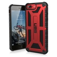 Чехол UAG для iPhone 7 Plus / iPhone 8 Plus Monarch Red