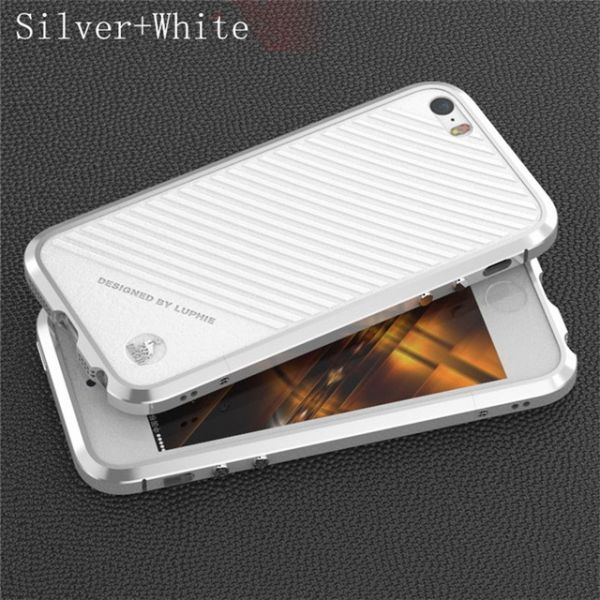 Чехол для iPhone 5s. 5SE / iPhone 6.6s SWORD White - Фото 1