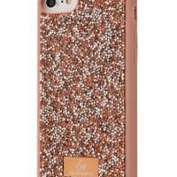 Чехол Bling World Grainy Diamonds (TPU) iPhone 7/8 Rose Gold