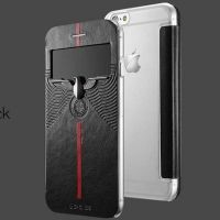 Чехол G-Case Style Luxury Ultra Thin Flip for iPhone 6 (Black), Цена: 385 грн, Фото