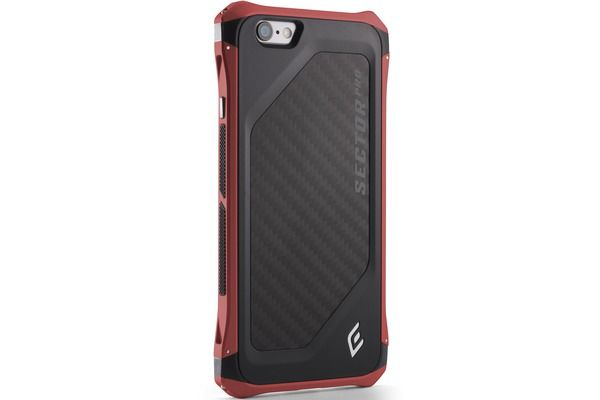 фото Element Case Sector Pro Red/Black (EMT-0040) for iPhone 6.6s. 6 plus