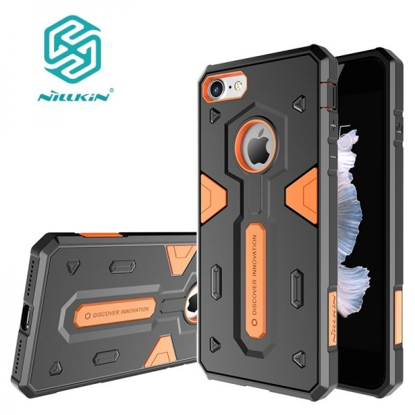 фото Чехол Nillkin Defender 2 Series Armor-border iPhone 7. 7 plus/ 8.8 plus Orange