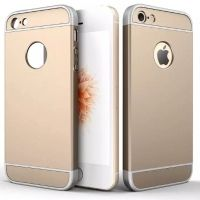 Чехол iPaky Gold Full Cover For iPhone 5s.5se
