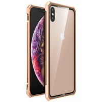 Чехол накладка Luphie для iPhone X/Xs Gold, Цена: 603 грн, Фото