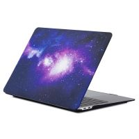 Чехол Upex Mold для New MacBook Air 13.3 / Pro 13 / 15 Violet Galax
