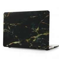 Чехол для MacBook air 13.3 pro 13 retina Mramor black-gold