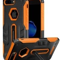 Чехол Nillkin Defender 4 Series Armor-border iPhone 7. 7 plus Orange