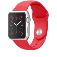 Ремешок Red Sport Band for Apple Watch 38/40/42/44mm