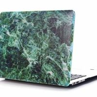 Чехол для MacBook air 13.3 pro 13/ 15 retina Mramor Green
