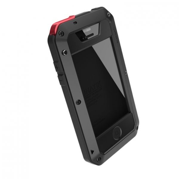 фото Чехол Lunatik Taktik Extreme для iPhone 4/4S Black