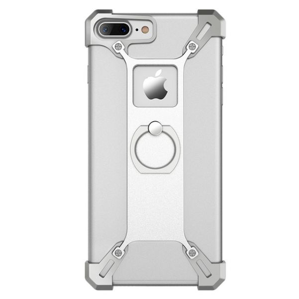 фото Бампер Nillkin Barde Silver for iPhone 7.7 plus/ 8.8 plus