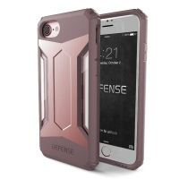 X-Doria Defense Gear Series for iPhone 7. 7 plus - Rose Gold