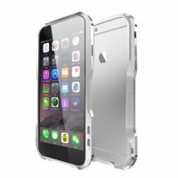 Бампер от Designed by Luphie для iPhone 6. 6 plus INCISIVE Silver