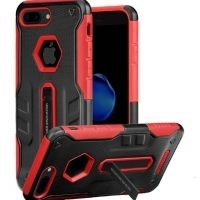 Чехол Nillkin Defender 4 Series Armor-border iPhone 7. 7 plus / 8.8 plus Red, Цена: 628 грн, Фото