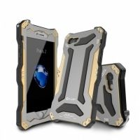 Бампер R-Just Gundam Waterproof for iPhone 7.7 plus/ 8.8 plus Gold