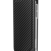 X-Doria Defense Lux iPhone 6s/6 Plus Fitted Hard Shell Case - Carbon Black