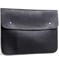 Чехол felt & leather от Gmakin для MacBook Air 13.3 Pro 13 Flotar Black