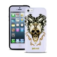 ����� Puro Just Cavalli Micro ��� iPhone 5.5s WHI